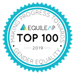 Number one globally for gender equality in the Equileap 2019 Global Gender Equality Report and Ranking.