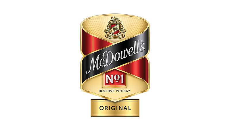 McDowell's No.1 logo